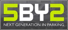 5by2 logo
